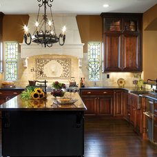 Traditional Kitchen by Wholesale Flooring Services