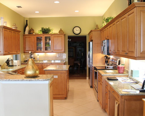 Cabinet Refacing in Naples FL ( AFTER PICTURES )