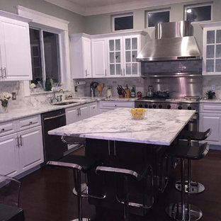 Cabinet Refinishing and Marble in Tampa