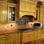 Contemporary Elegance - Traditional - Kitchen - DC Metro ...