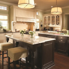 traditional kitchen by Paul Anater