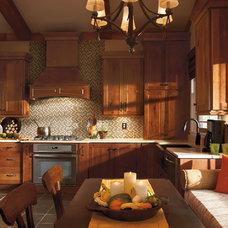Craftsman Kitchen by Pro Stone Kitchen and Bath Gallery