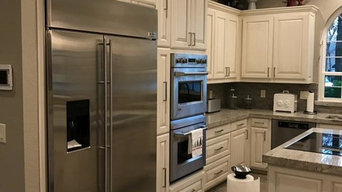 Cabinetry Refinishing