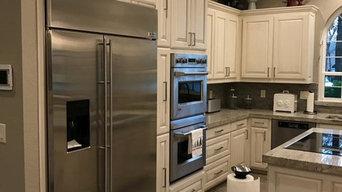 Cabinetry Refinishing
