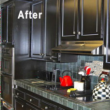 Traditional Kitchen by A.Allbright 1-800-PAINTING