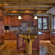 Contemporary Kitchen by Artisan Cabinetry, Inc