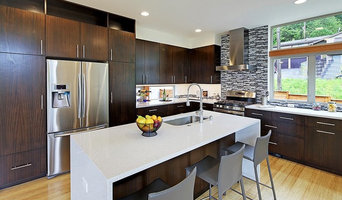 Cabinets by Precision Custom Cabinets