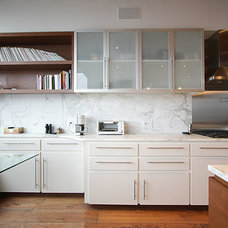 Contemporary Kitchen by Cabinets By Stanley