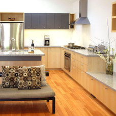 Contemporary Kitchen by Francis Lemieux