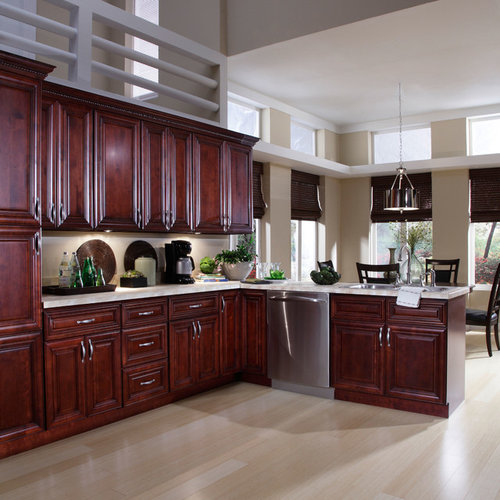Mahogany Kitchen Cabinet Ideas Pictures Remodel and Decor – Mahogany Kitchen Cabinet