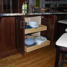 Traditional Kitchen by Mike Casteel
