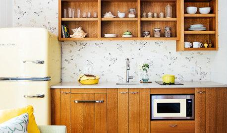 Profi-Tricks und -Ideen für maximale Fläche in Miniküchen