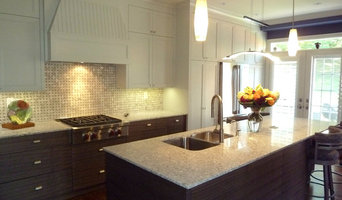 Caesarstone Countertop.  Sleek, clean, and chemical-free