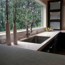 Modern Kitchen by Abode Design