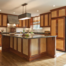 Eclectic Kitchen by Cameo Kitchens, Inc.