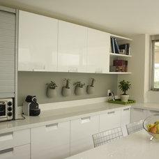Contemporary Kitchen by vgzarquitectura y diseño sc