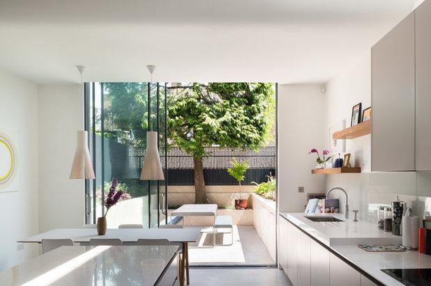 Contemporain Cuisine by Architecture for London