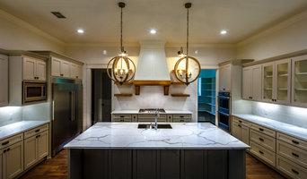 Calacatta Classique Quartz Modern Farmhouse Kitchen