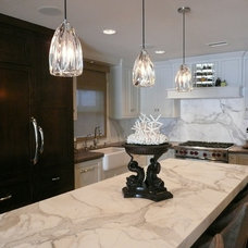 kitchen by Venetian Stone Gallery