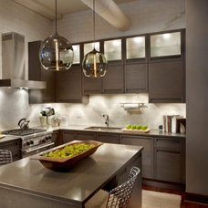 Contemporary Kitchen by All Natural Stone