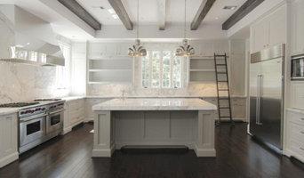Calacatta Gold Marble Kitchen