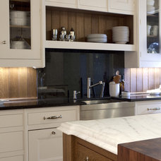 Traditional Kitchen by Marble and Granite, Inc.