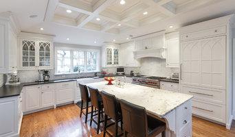 Calacatta marble kitchen by LappTops