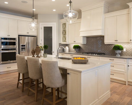 L Shaped Kitchen Diner Design Ideas ~ L shaped kitchen diner design ideas renovations photos