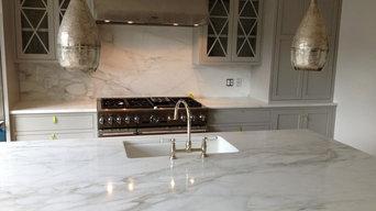 Calcatta Caldia marble - Kitchen countertops