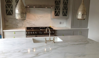 Calcatta Caldia Marble Kitchen Countertops