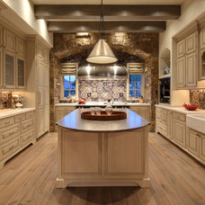 Traditional Kitchen by Hufker Photo