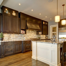 Traditional Kitchen by Rockwood Custom Homes