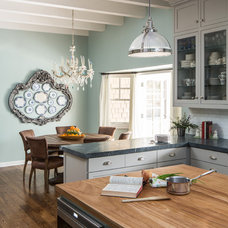 Traditional Kitchen by Shannon Ggem ASID