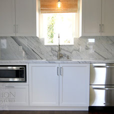 Traditional Kitchen by Cabochon Surfaces & Fixtures
