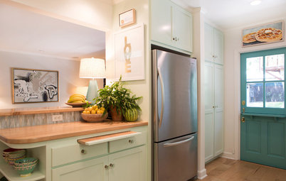 Cottage Kitchen's Refresh Is a 'Remodel Lite'