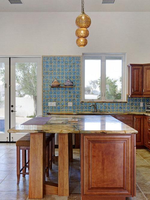 Best 15 Mediterranean Kitchen Ideas & Remodeling Photos ...