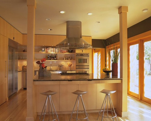 Kitchen Island Post island post | houzz