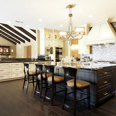 Traditional Kitchen by Richard W. Herb and Associates