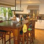 1925 Newport Beach Cottage Kitchen