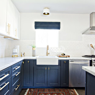 California Kitchen Gets Mid-Century Remodel
