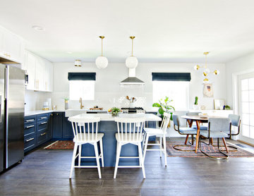 California Kitchen Gets Mid-Century Remodel