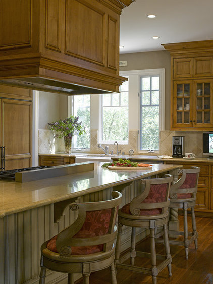 Traditional Kitchen by Bruce Kading Interior Design