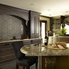 Traditional Kitchen by Sarah Barnard Design