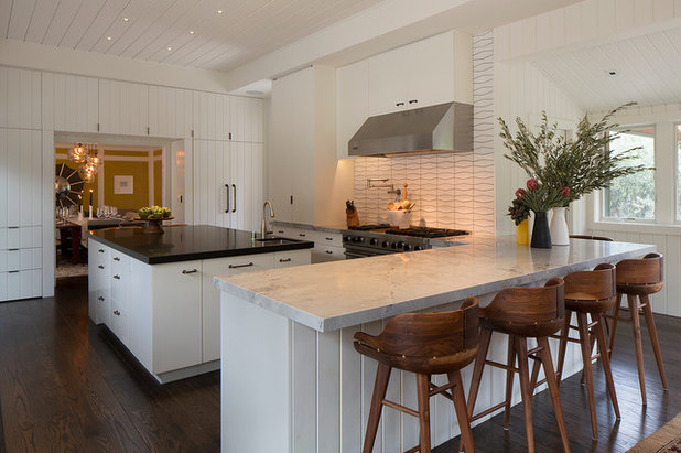 Contemporary Kitchen by LMB Interiors