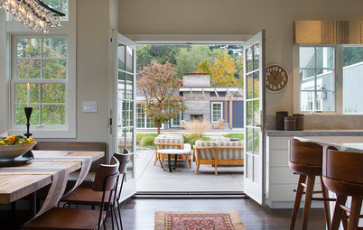Houzz Tour: Sonoma Home Maximizes Space With a Clever and Flexible Plan