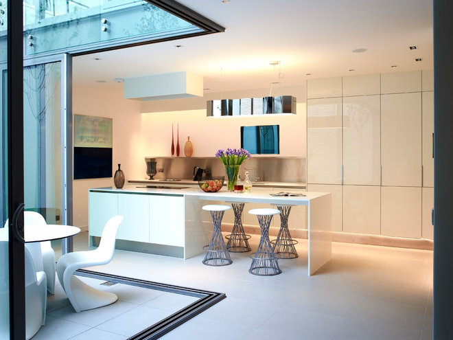 Contemporary Kitchen by The Art of Bespoke