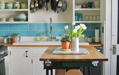7 Ways to Bring a Natural Feel Into Your Kitchen