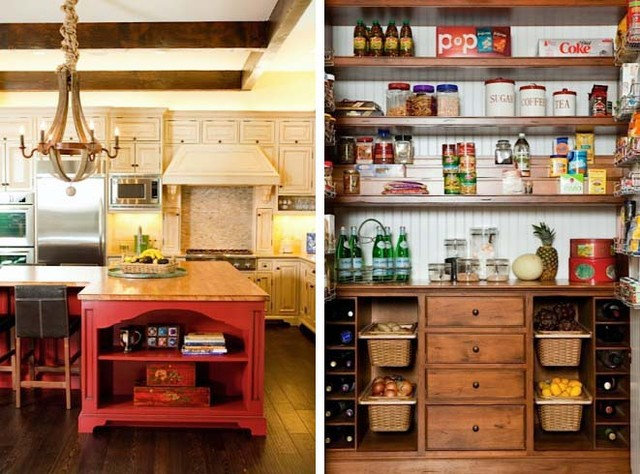 Eclectic Kitchen by HOUSEplay inc