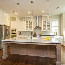 Traditional Kitchen by Christen Ales Interior Design