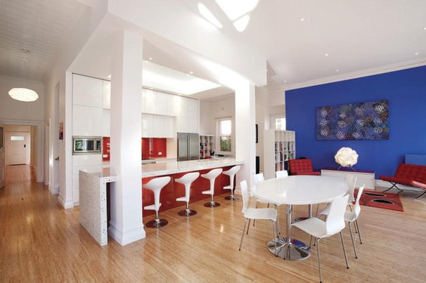 Contemporary Kitchen by McGann Architects